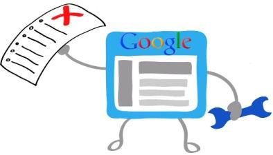 Come uscire dalla penalizzazione di Google e Google disavow