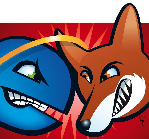Internet Explorer vs Web Developer