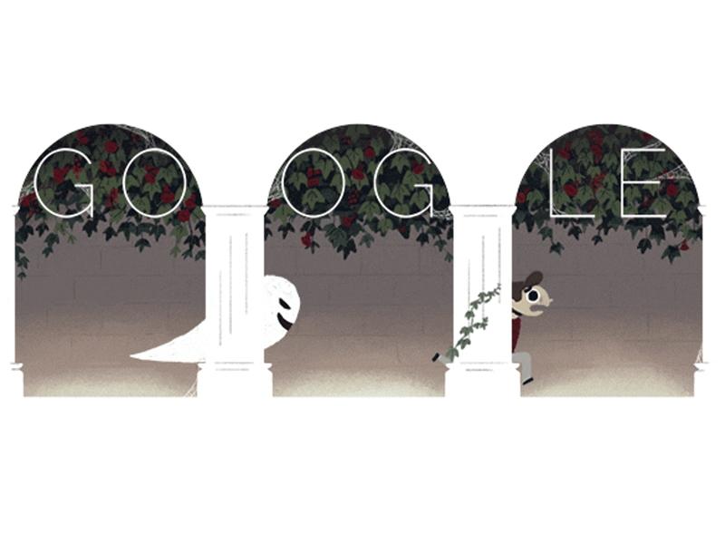 Google festeggia Halloween 2015: il fantasma di Street View