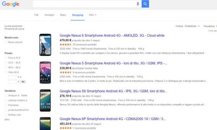 5 Step per Iniziare a Vendere su Google Shopping con il tuo E-commerce