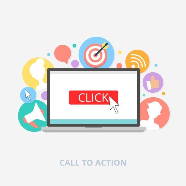 Call To Action: il significato di ogni colore