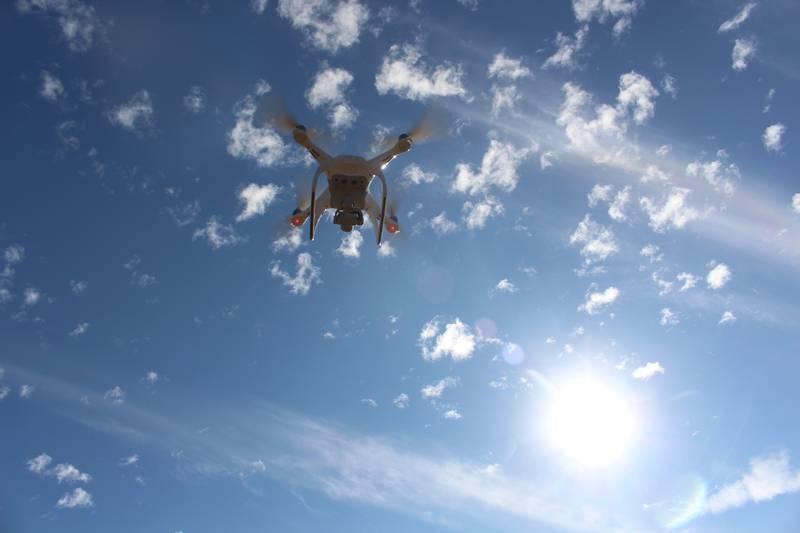 """Il futuro è in cielo: Google testa le """"consegne al volo"""""""