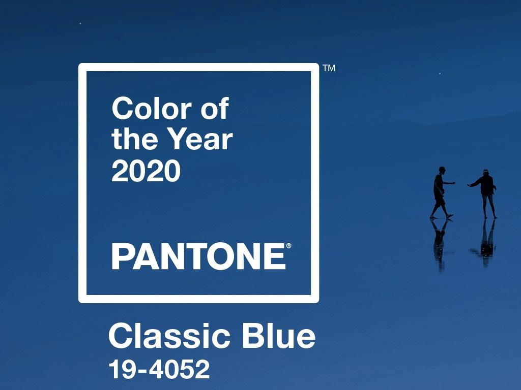 Quale sarà il colore del 2020? Ecco la scelta di Pantone