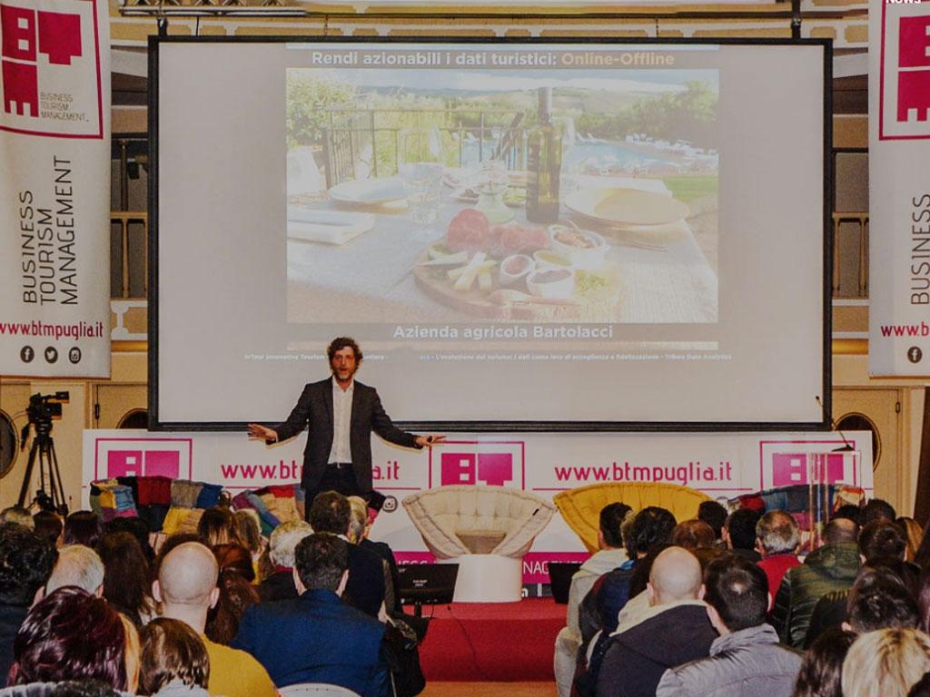 Btm Puglia 2020: ci sarà anche Envision!