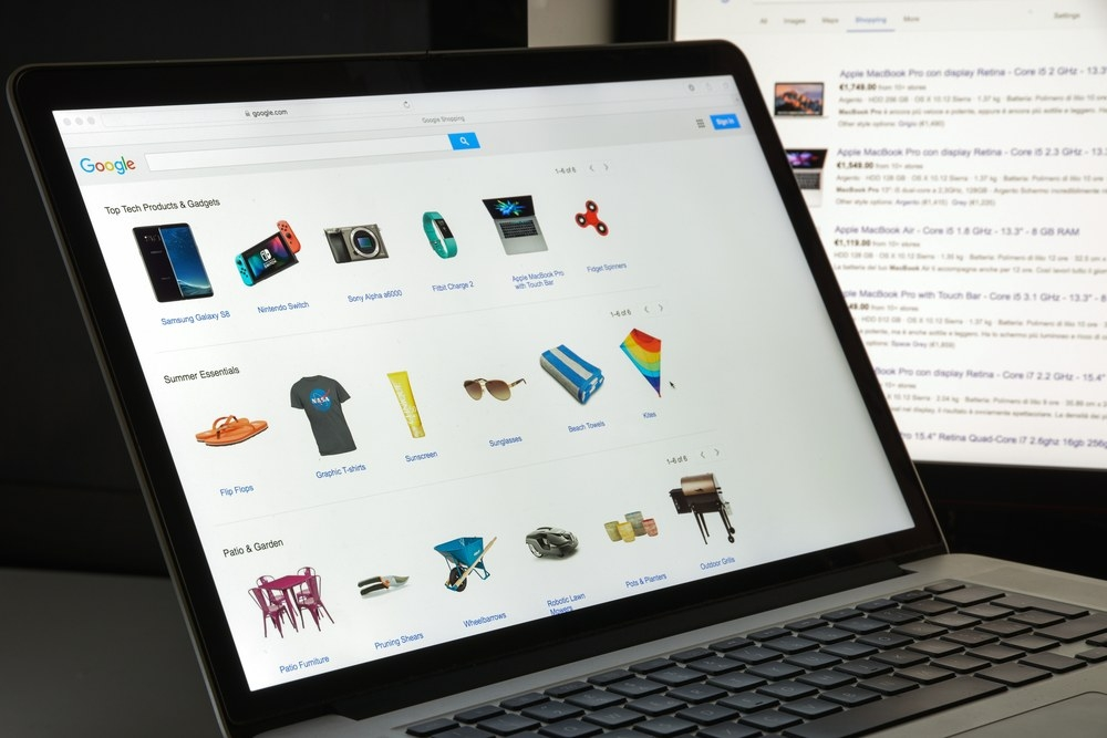 Google Shopping gratuito anche in Italia