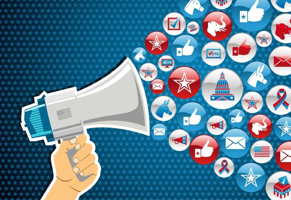 Strategia politica online: la campagna elettorale sbarca sui social