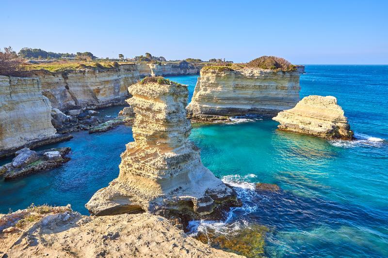 Puglia, regina delle vacanze di settembre: bene il Salento.