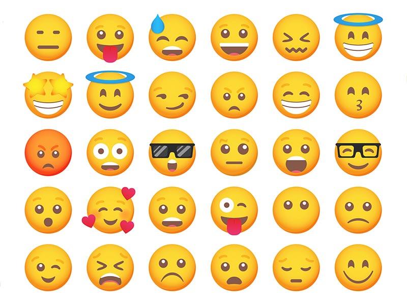 """C'erano una volta gli emoticon: scopri quando sono nate le famose """"faccine"""""""