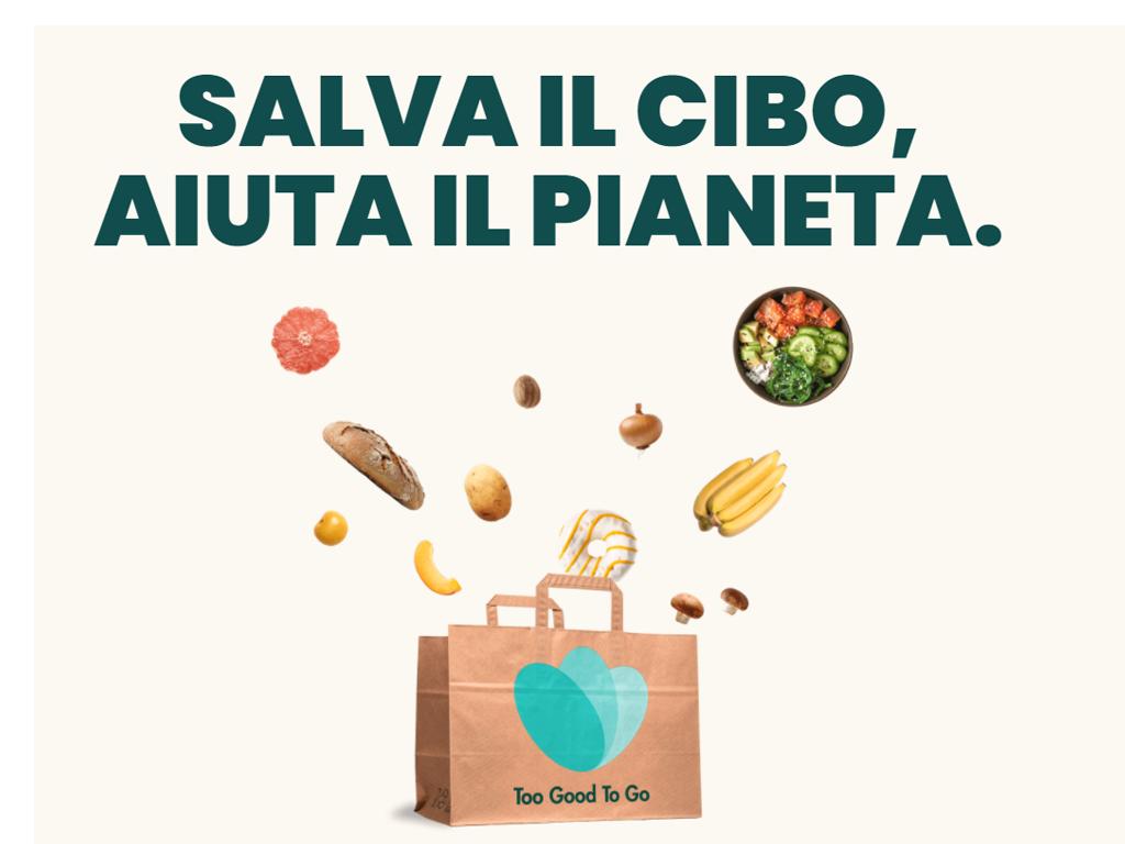 Too Good To Go: scopri come funziona l'App contro lo spreco alimentare