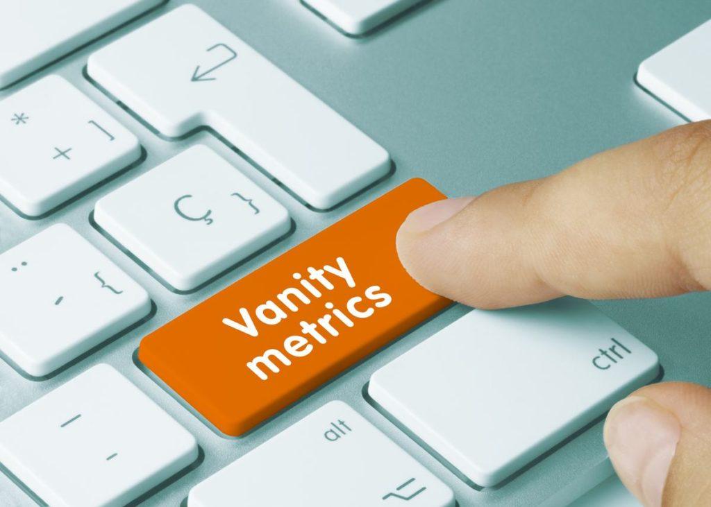 Le Vanity Metrics sono inutili. Verità o falso mito?